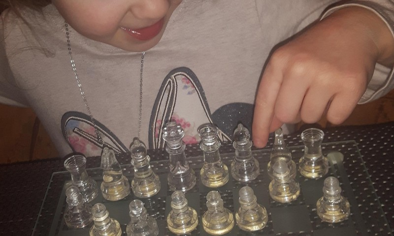 Augustės dienoraštis: penkiametės pažintis su šachmatais