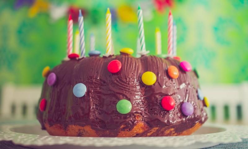 Vaiko gimtadienio idėjos lauke