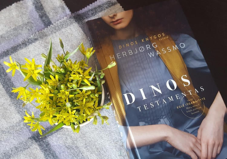 """H. Wassmo """"Dinos testamentas"""""""
