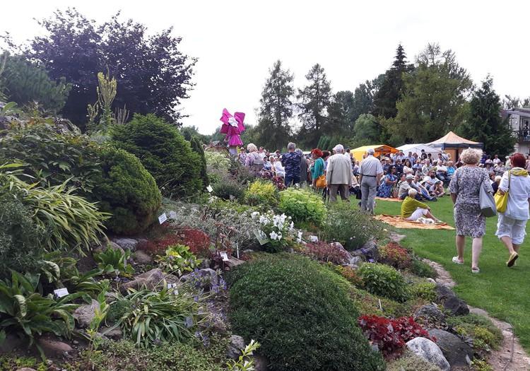 Žolinę švenčiame Botanikos sode