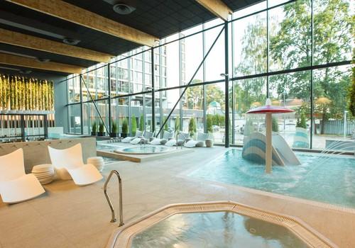Konkursas: Papasakok apie savo kelionę ir laimėk šeimos poilsį viešbutyje Hotel Jūrmala SPA!