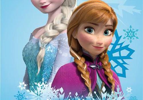 """Naujiena: pledai ir užuolaidos su """"Disney"""" filmukų personažais"""