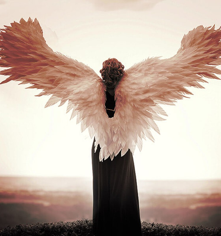 Žiemos blogas: Angelas