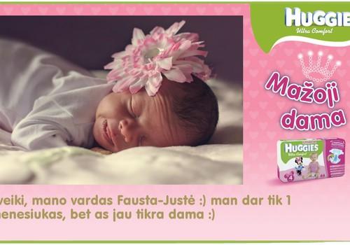 Mažoji dama Fausta-Justė