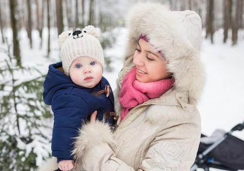 4 patarimai, kaip efektyviausiai apsaugoti vaikus nuo šalčio