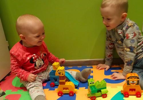 Laimėjome Lego Duplo - stebuklų tikrai būna!