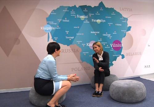 VIDEO: Pokalbis su 4 vaikų mama, edukologe Austėja Landsbergiene