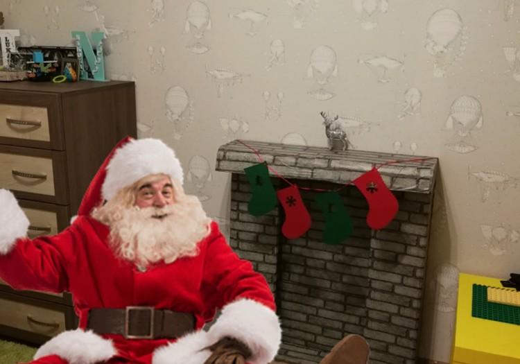 Ar tikrai Kalėdų senelis?