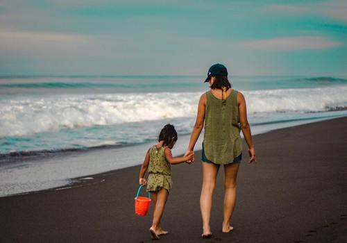 Tėvų laiko vaikui net ir atostogaujant neatstoja nei draugai, nei šeima