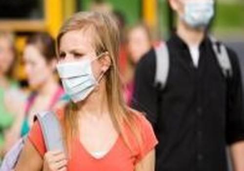 Kiaulių gripu užsikrėtė mokinė