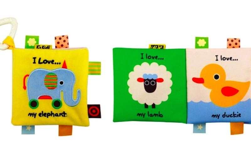 Konkursas Facebooke: Laimėk lavinamąją knygutę savo mažyliui nuo Lavi.lt