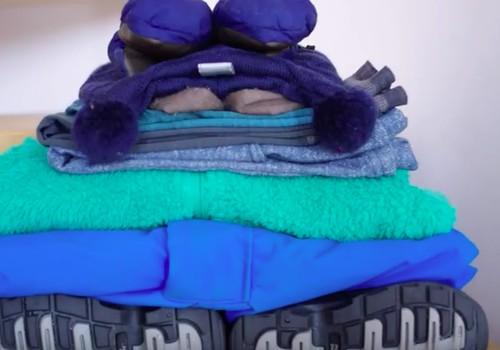 Kaip rengti vaikus žiemą: video patarimai