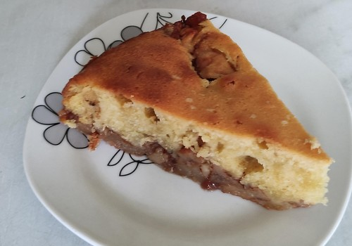 Obuolių pyragų sezonas atidarytas!