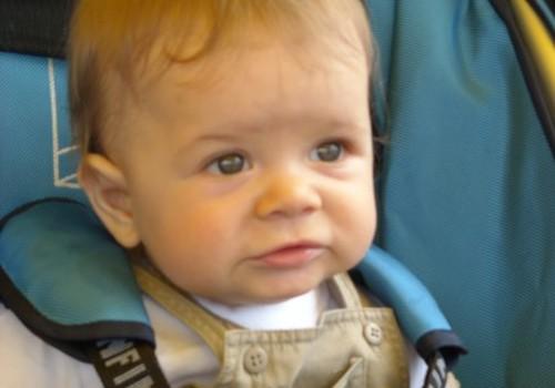 Kada mažylį palikti vieną autokėdutėje?