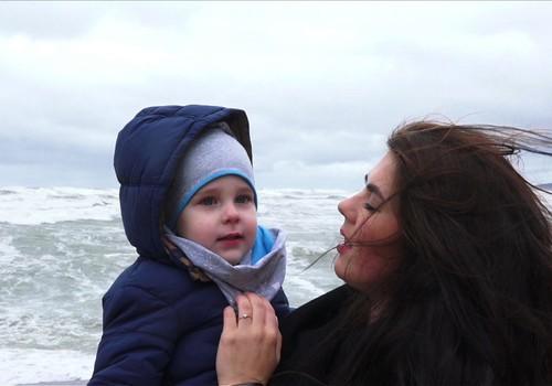 VIDEO: Jūra ir vaikų imunitetas