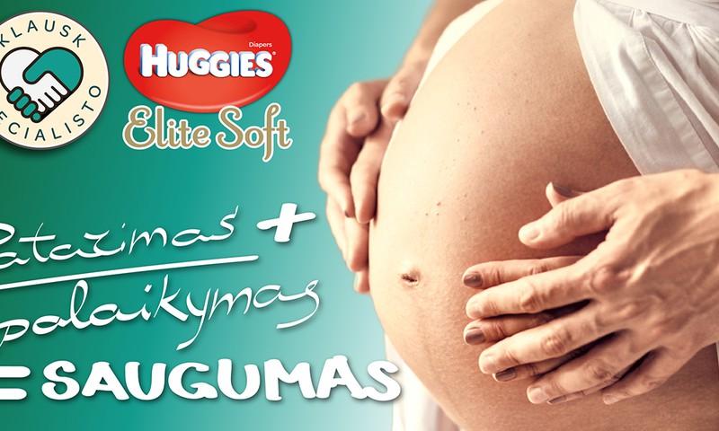 Klausk apie nėštumą, gimdymą - ir gauk operatyvų atsakymą!