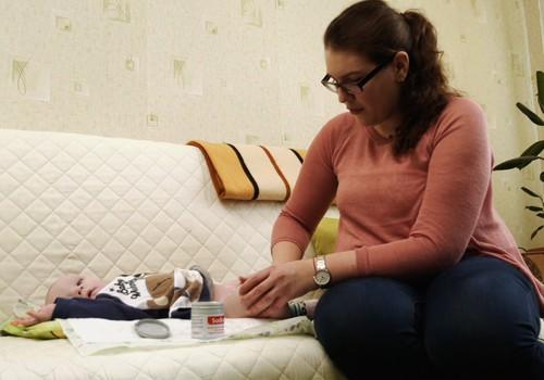 Kaip apsaugoti kūdikio odą nuo sauskelnių dermatito?