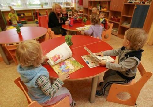 Koks vaiko amžius tinkamiausias pradėti lankyti darželį?