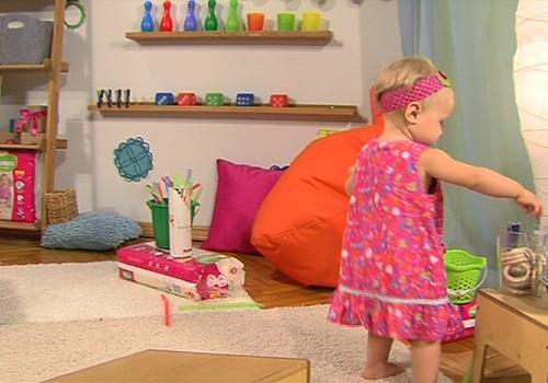 FOTO Huggies@ Stebuklingas kambarys: kaip žaidžia 12-16 mėnesių mažyliai
