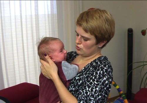 Gydytoja: Moksliškai įrodyta, kad žindomi kūdikiai serga rečiau