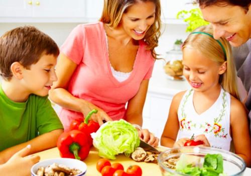 Sveikas maistas nuo mažens – raktas į sveiką ir laimingą gyvenimą