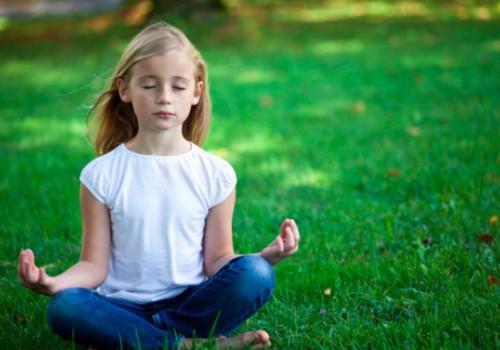 Ar įmanoma vaikų meditacija?
