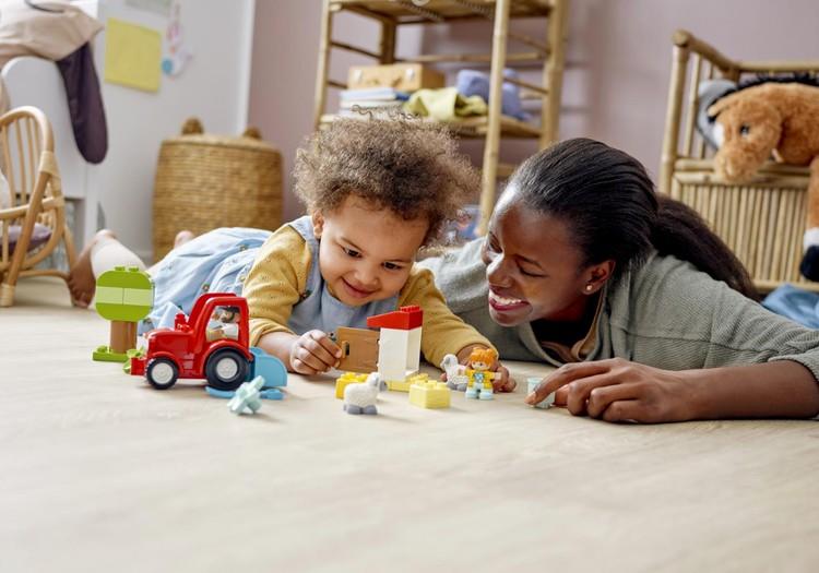 Kaip užmegzti ryšį su vaiku nuo pat mažens?