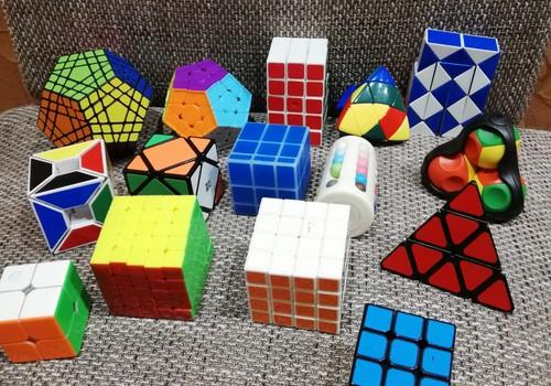 TOKIA MŪSŲ KASDIENYBĖ. Rubiko kubai, nenusibostantys žaidimai