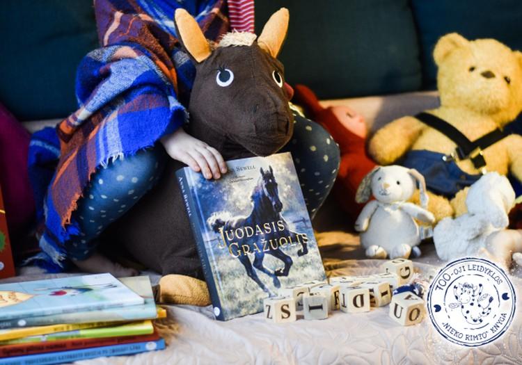 Vaikų literatūra ne tik vaikams: 5 knygos, kurias perskaityti turėtų ir kiekvienas suaugęs