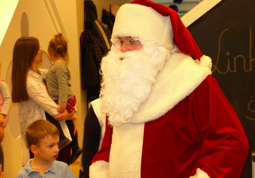 Didelis AČIŪ Kalėdų seneliui iš kaledu-kaledos.lt!!!