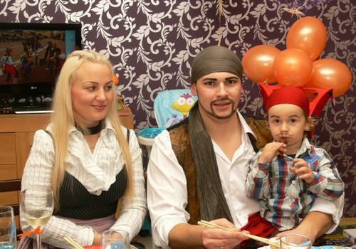 Piratiškas antrasis Vyčio gimtadienis