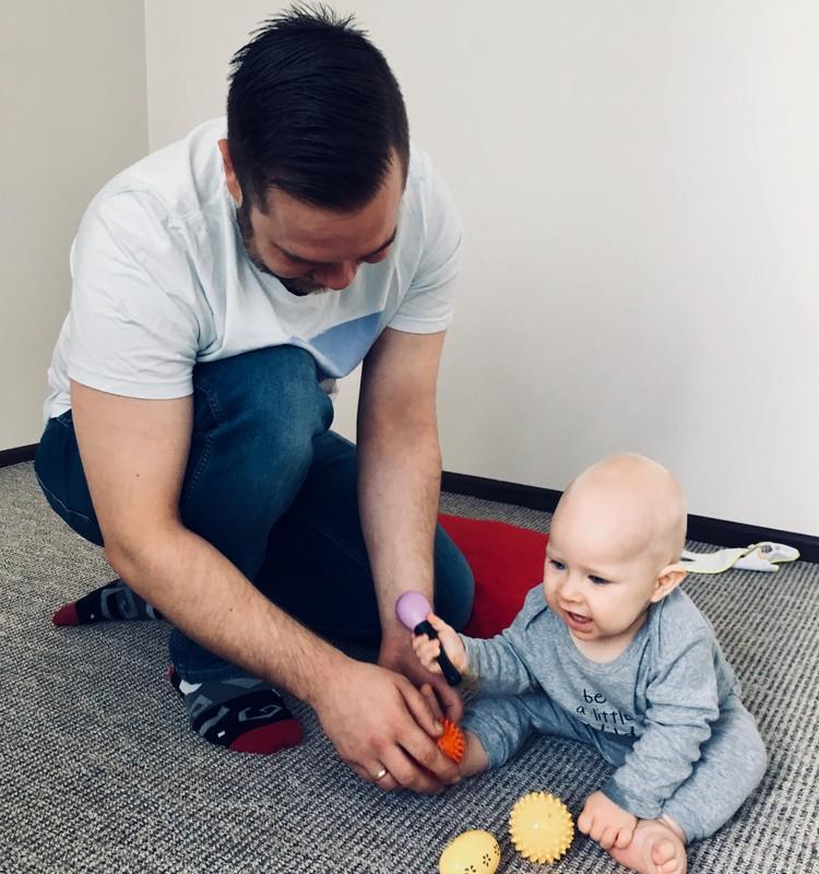 Kūdikių kūrybiškumo ugdymas arba būreliai patiems mažiausiems