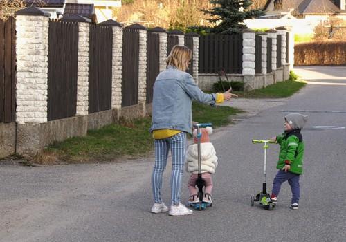 Transporto priemonės skirtingo amžiaus vaikams: pataria ekspertai