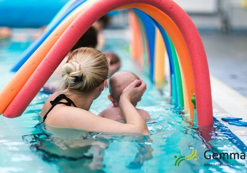 """Konkursas Facebooke: Laimėkite kvietimą į """"Gemma"""" baseiną ar mankštą su kūdikiu"""