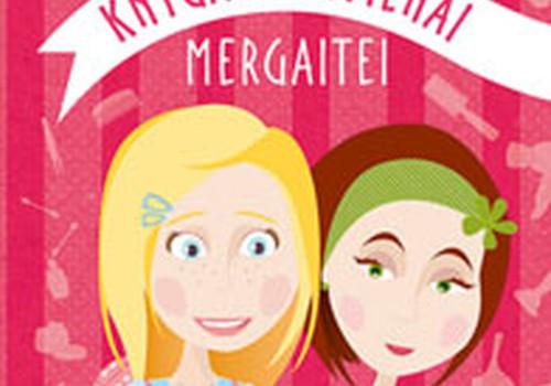 Knyga kiekvienai mergaitei