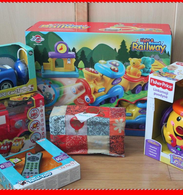 Reaqua 3 dienos laimės akimirka: Kalėdinės dovanos mūsų mažiukui jau nupirktos :)
