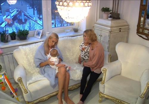 """TV laida """"Mamyčių klubas"""" 2017 03 05: pokalbis apie neplanuotą nėštumą, šokiai su kūdikiu bei knygutės gamyba su blogere Skaiste"""