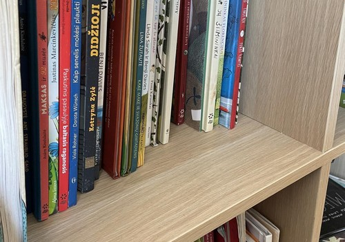 Perskaitytų knygų sąrašai