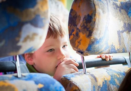 Vaiko baimės: neignoruokite jų