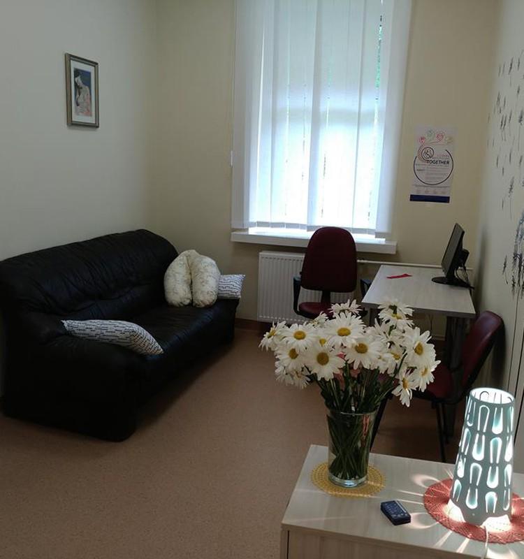 Vilniaus gimdymo namų Konsultaciniame centre atidarytas žindymo kabinetas