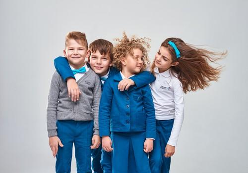 Kaip atrodo mokykla, sukurta vaikams?