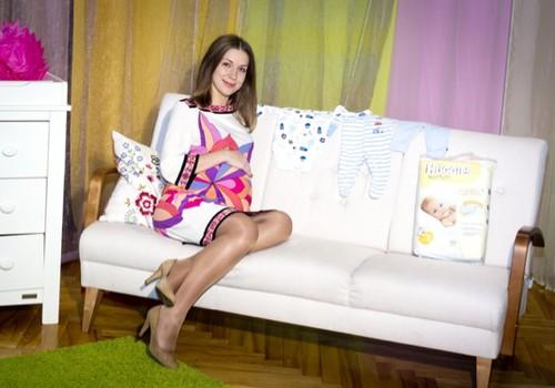 Užsiregistravusių Nėštumo kalendoriuje - daugiau nei 140! Jau trečiai nėštutei įteikiame sauskelnes Huggies® Newborn!
