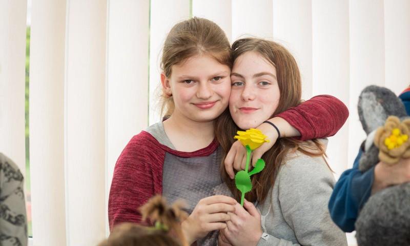 Nesumeluotas rūpestis keičia vaikų asmenybes