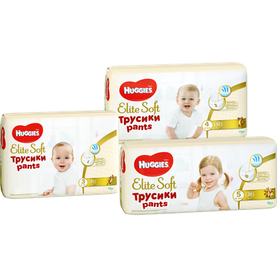 Huggies® Elite Soft Pants
