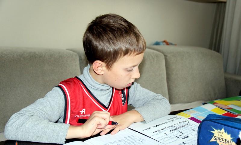 Įvertino idėją atsisakyti namų darbų: sėkmė dažniausiai yra juodo darbo pasekmė