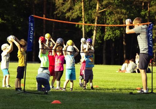 """""""Vaikų sportas"""" kviečia į užsiėmimus 2-6 metų vaikus!"""
