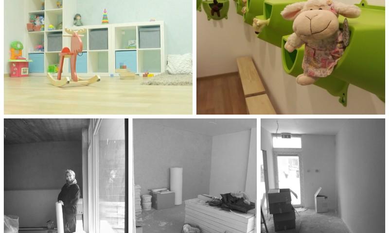 """Projektas """"Kaip mes kuriame darželį"""": Mūsų patirtis"""