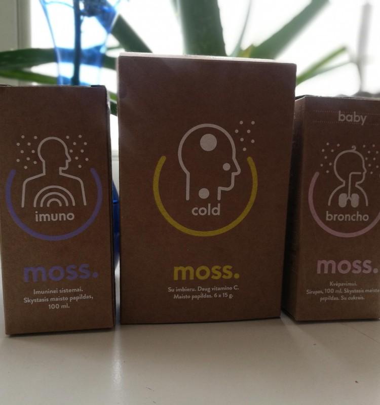 Išbandome Moss produkciją