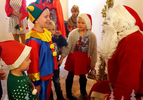 LAUKIAM KALĖDŲ: Eilėraštukas Kalėdų Seneliui. Koks jis?