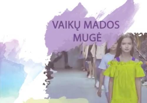 Kaune vyks pirmasis vaikų mados savaitgalis: ant podiumo – garsių tėvų vaikai